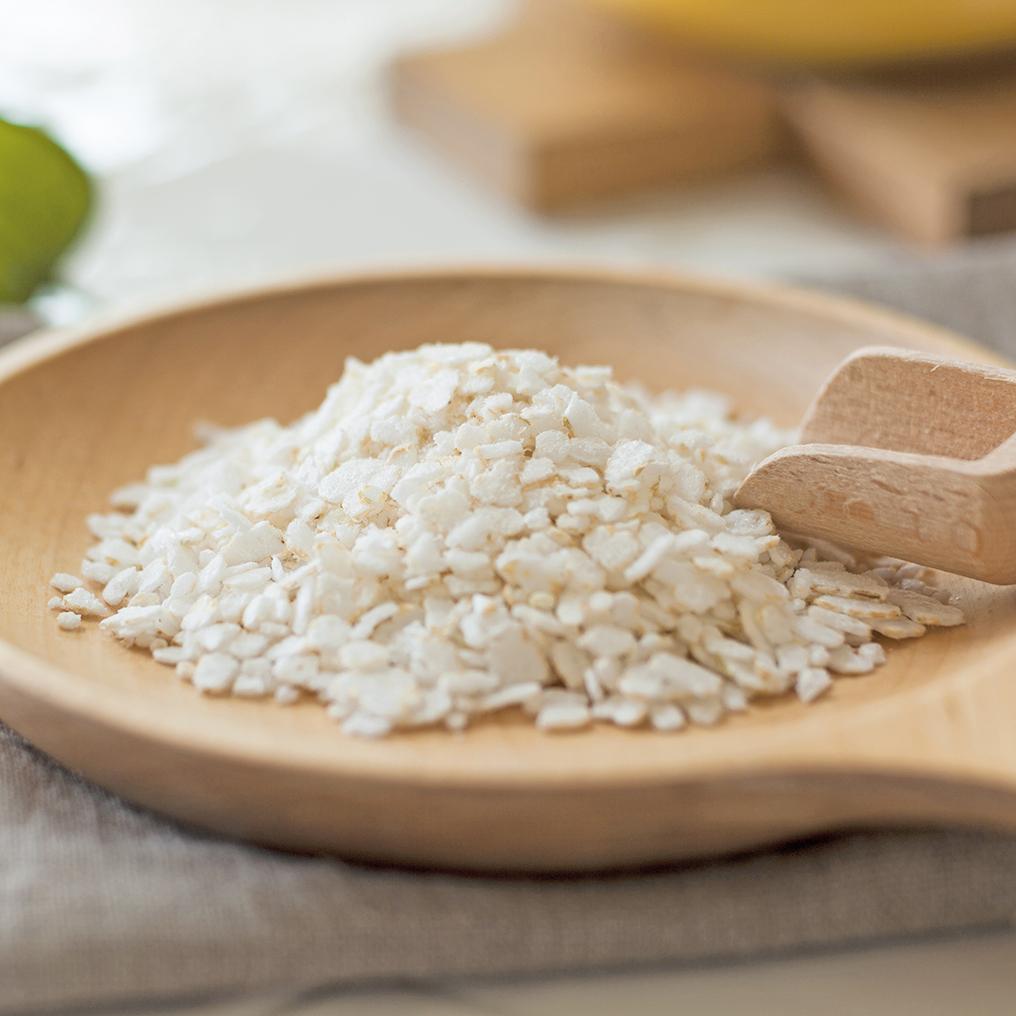 玄米とり雑炊